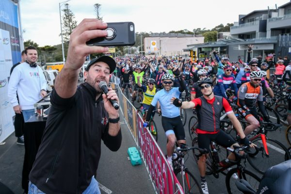 AUSTRALIA, LORNE - 2019 Amy's Grand Fondo on September 15, 2019 in Lorne, Victoria, Australia. Credit Con Chronis